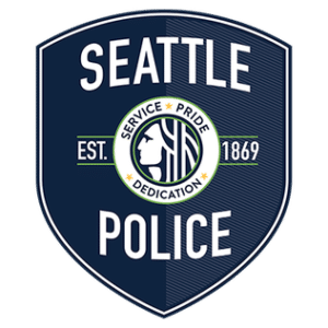 Seattle Police Badge