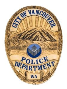 City of Vancouver Police Department Logo