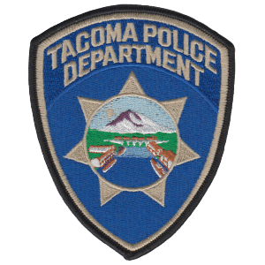 Tacoma Police Department Badge